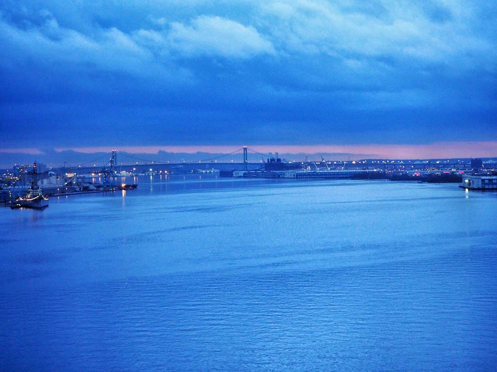 benjamin frankling bridge philadelphia
