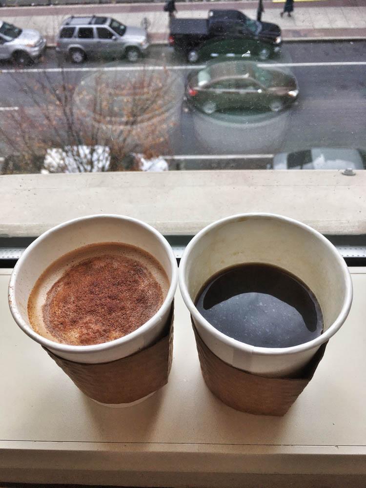 tiedekonferenssi-kahvi