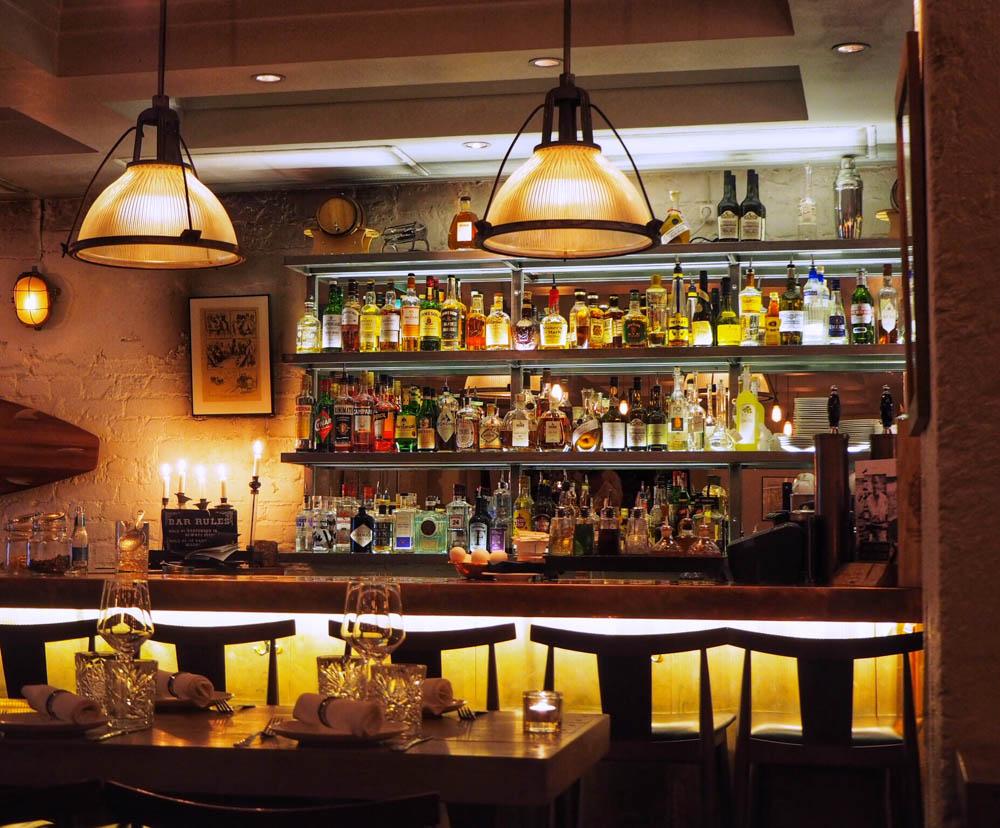 Boulevard Socialissa cocktailit ovat huolella tehtyjä