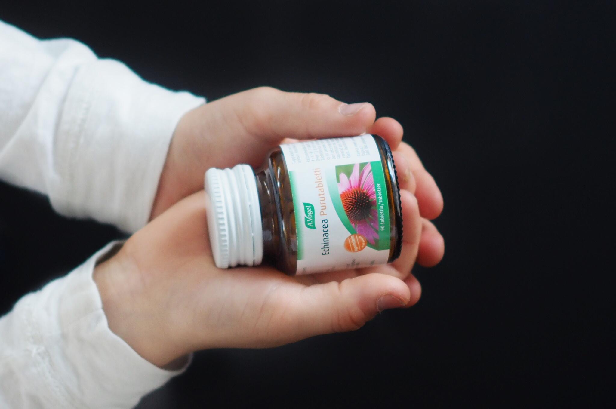 luonnollinen apu flunssakauteen