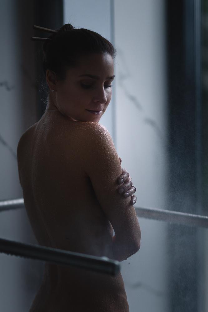 maailman terveellisin suihkuhetki Karita Tykkä