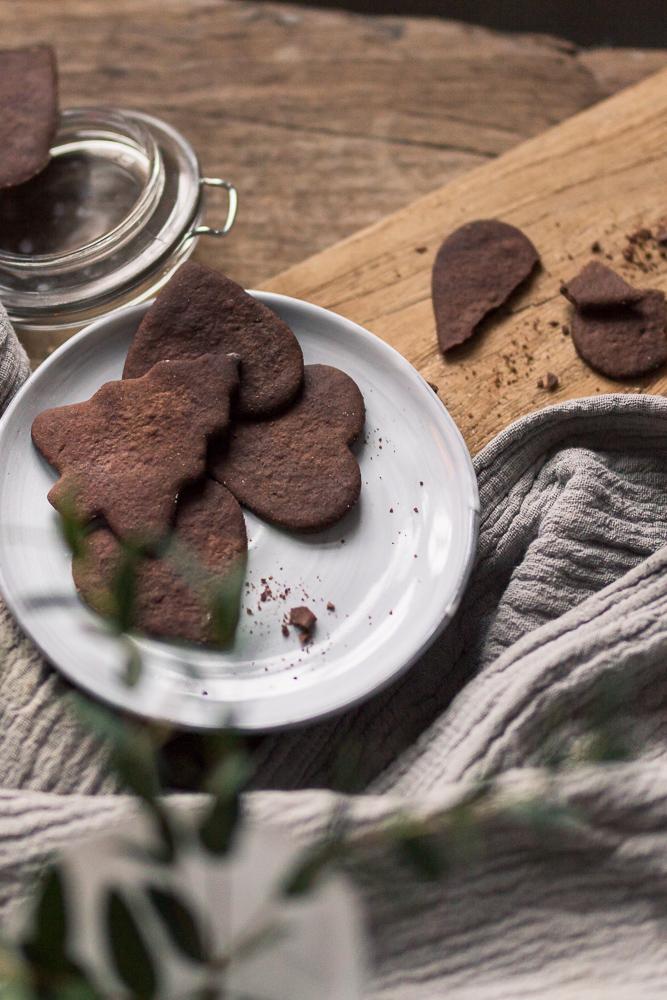 suussa sulavat suklaapiparkakut Karita Tykkä
