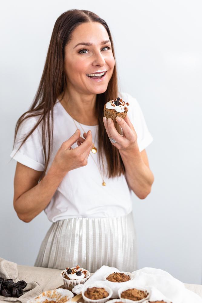 hyvän olon muffinssit Karita Tykkä