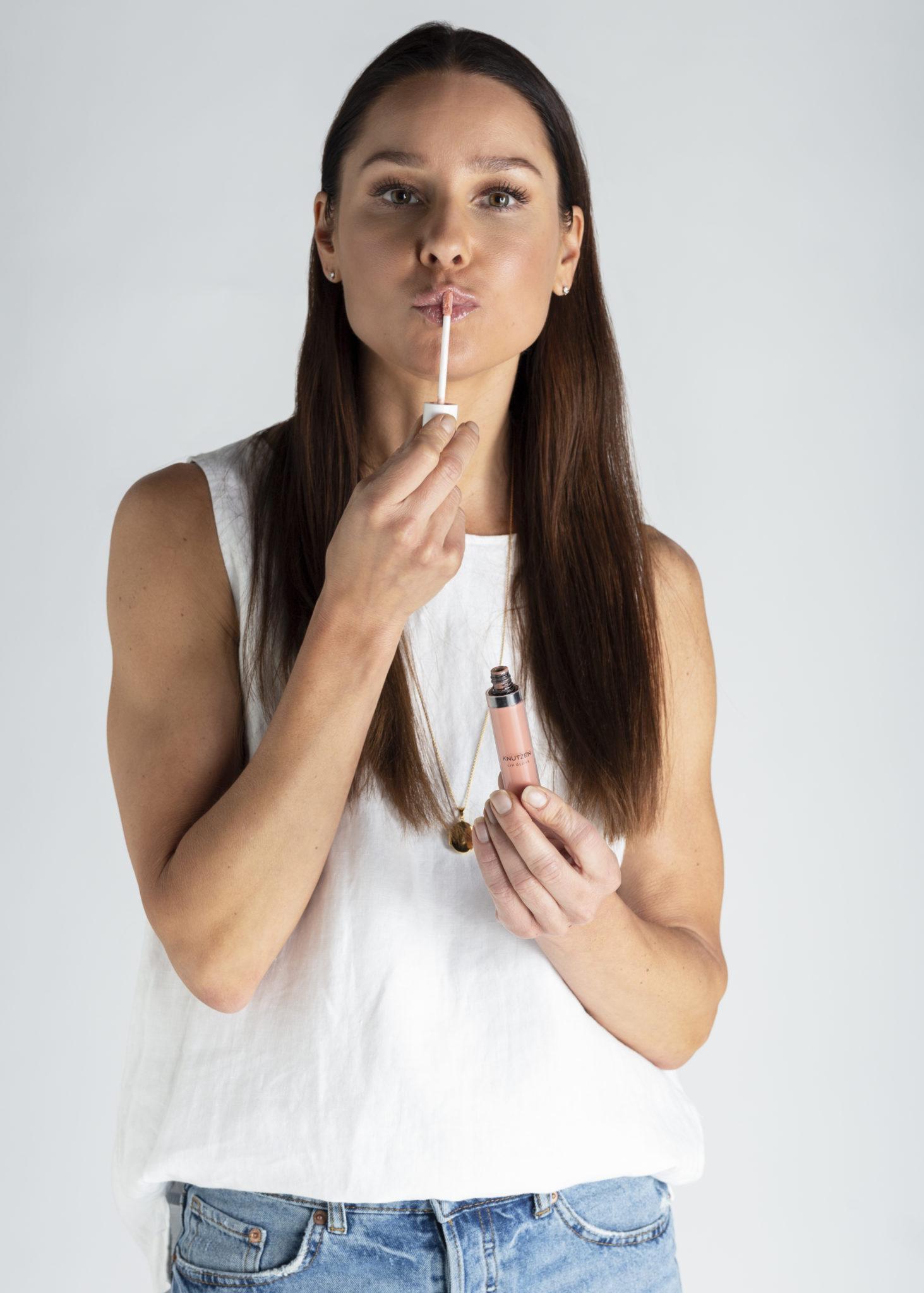 minimalistisuus meikkipussissa Karita Tykkä