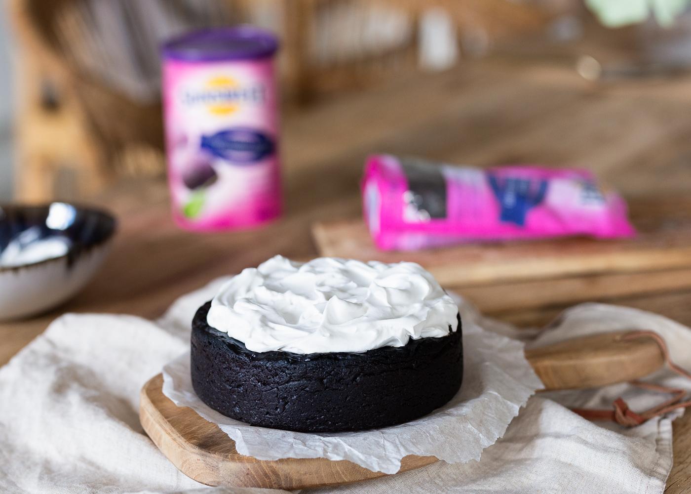 luumusuklaakakku Karita Tykkä