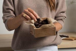 herkulliset suklaakonvehdit Karita Tykkä
