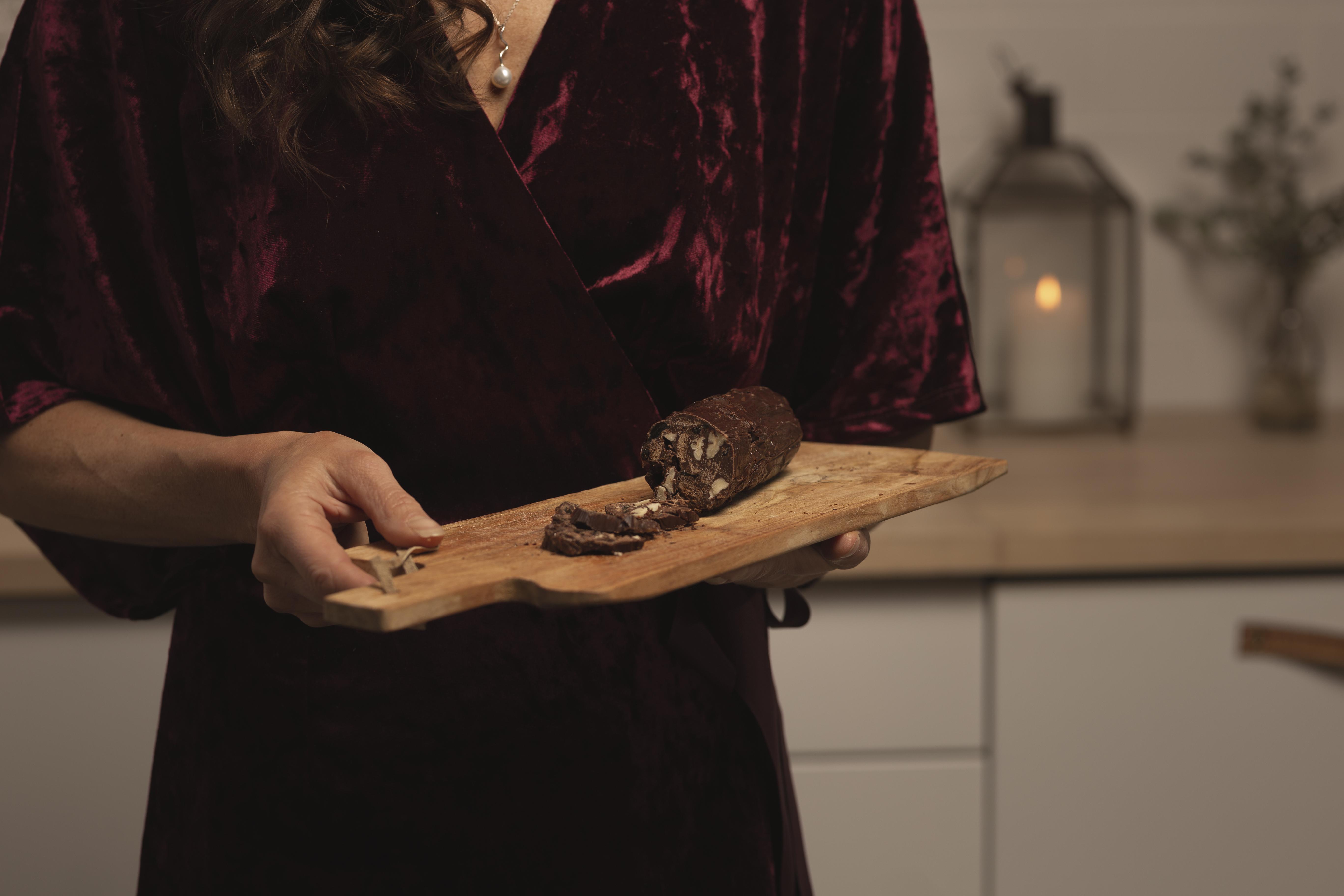 suklaa-piparkakkupötkö Karita Tykkä