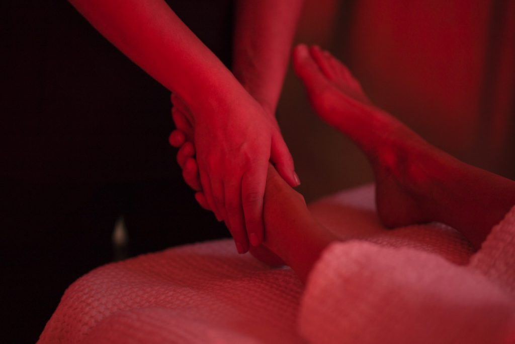ihonhoitoa valolla - led -valoterapia Karita Tykkä