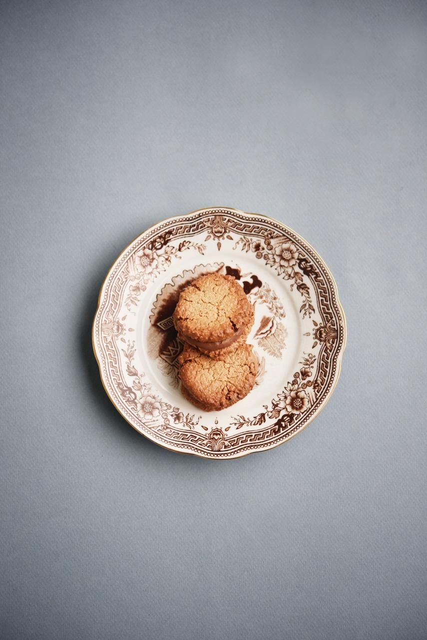 pähkinävoikeksit Karita Tykkä