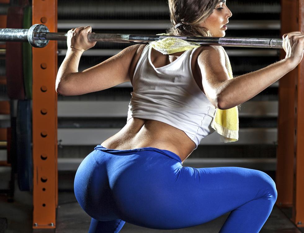 Syväkyykky on treenaanjan paras liike.