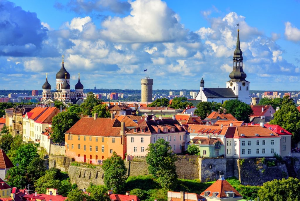 Kauneushoitoon Tallinnassa?