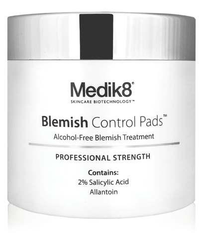 Medik 8 blemish control pads