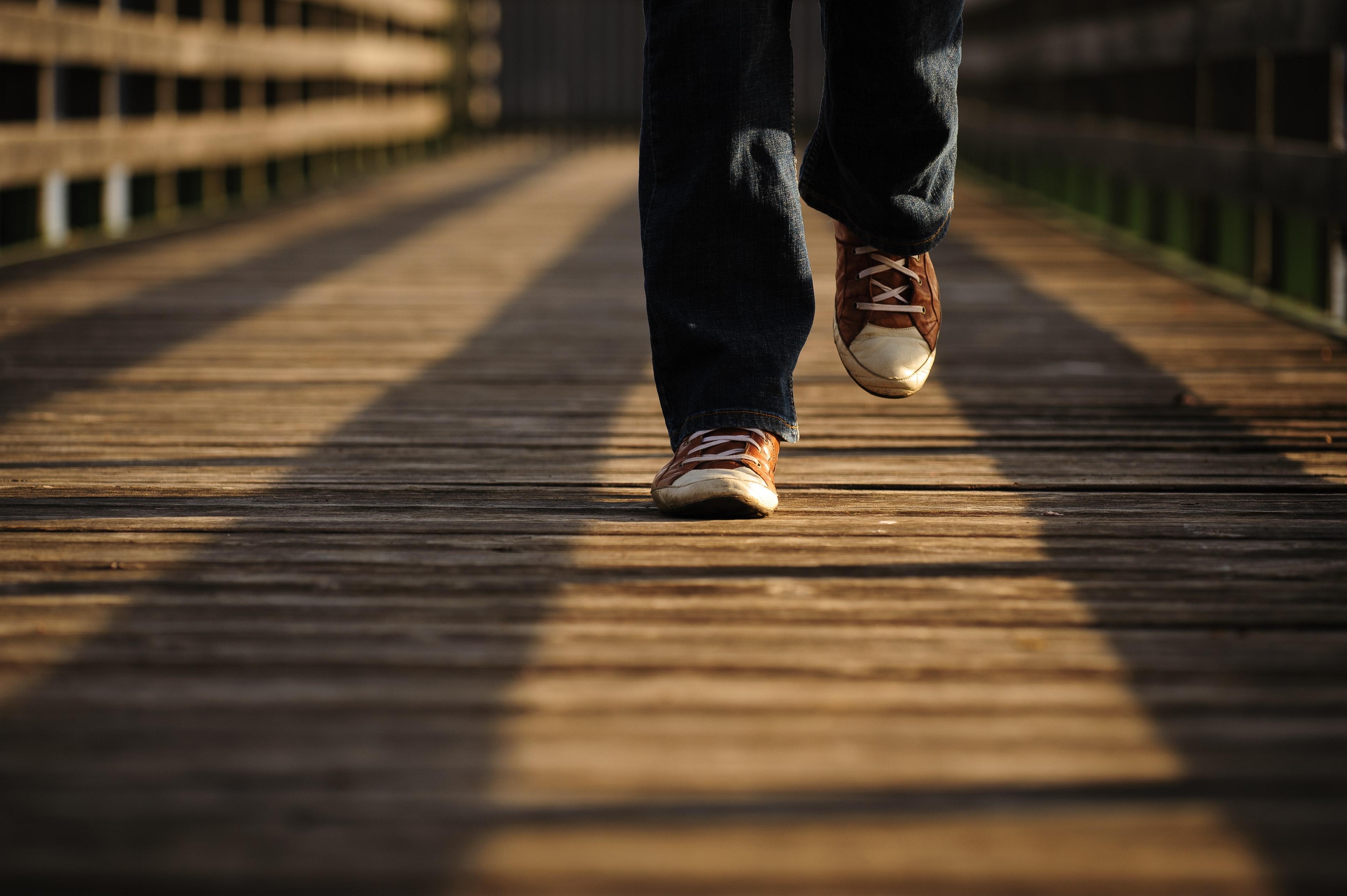 kävely keho ja mieli