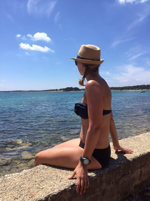 Medulin rannalla