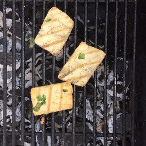 tofu grillissä