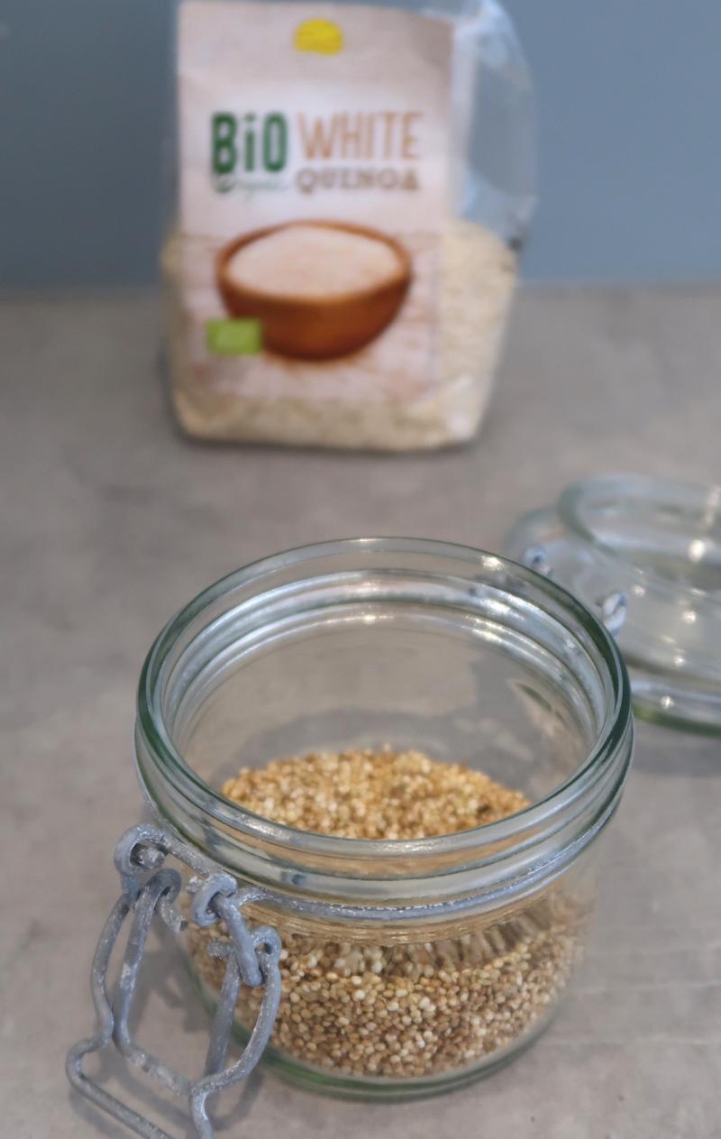 Kvinoa Lisuke