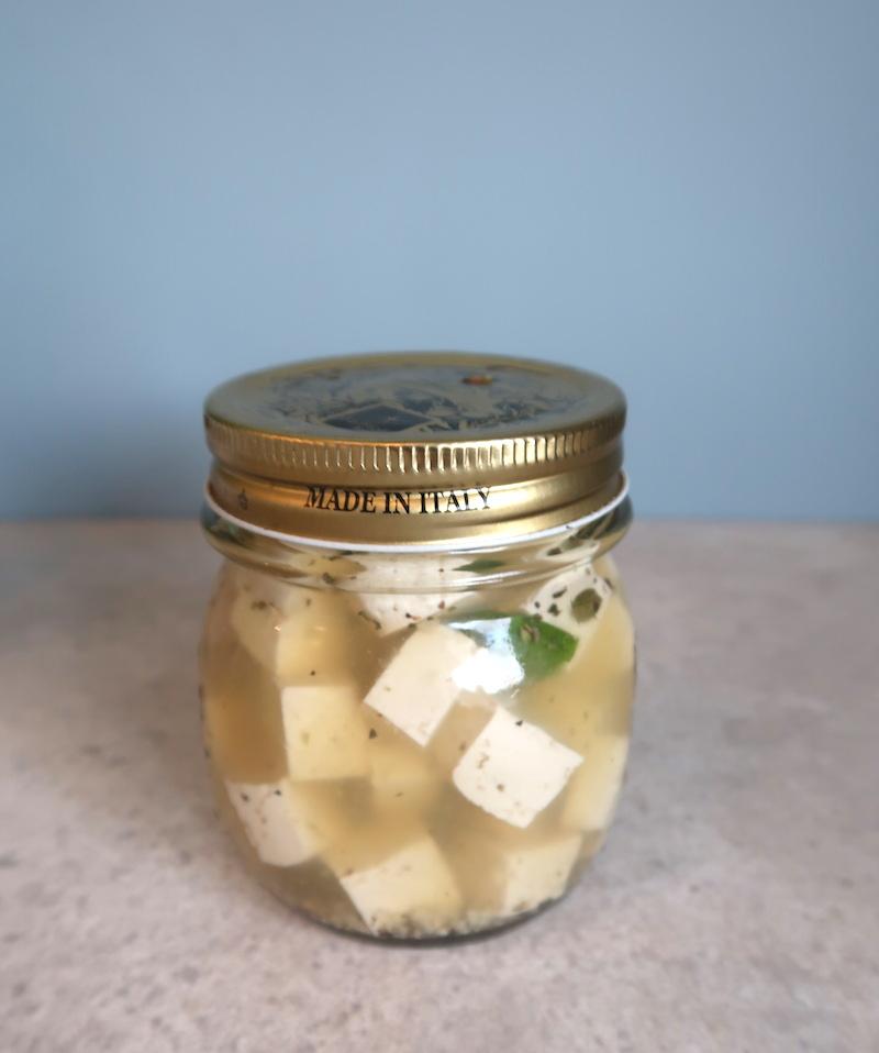 Tofeta eli salaattijuusto tofusta