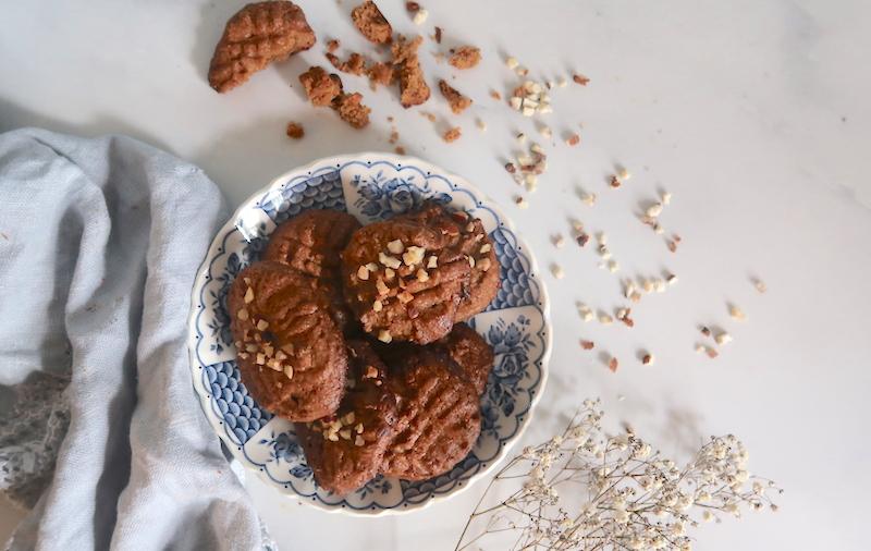 maapähkinävoikeksit