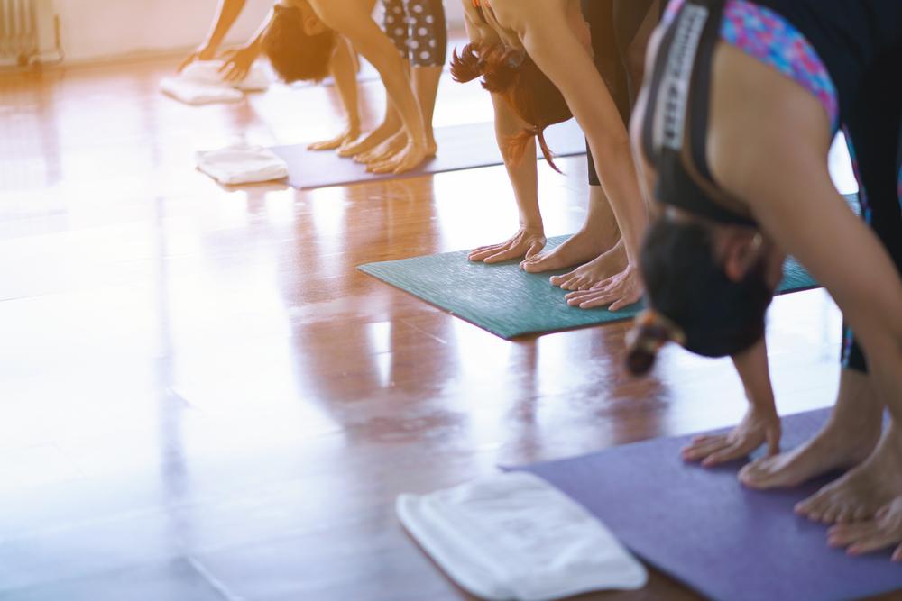 Jooga on tehokas tapa hallita painoa