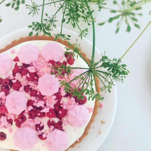 Pinkit ihanuudet – ja muut oman pihan vitamiinipommit