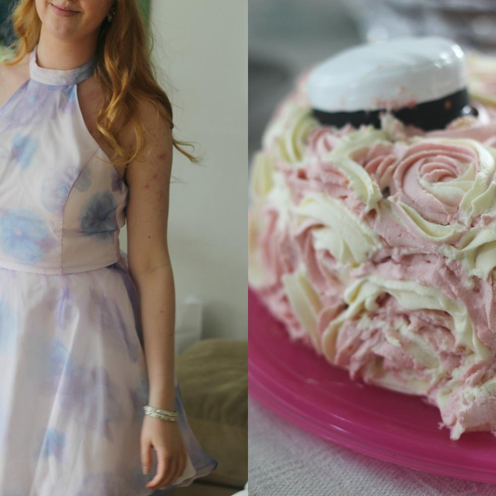 Kakku ja mekko