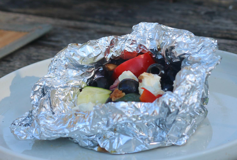Kesän herkullisimmat feta-kasvisnyytit ja marinadi