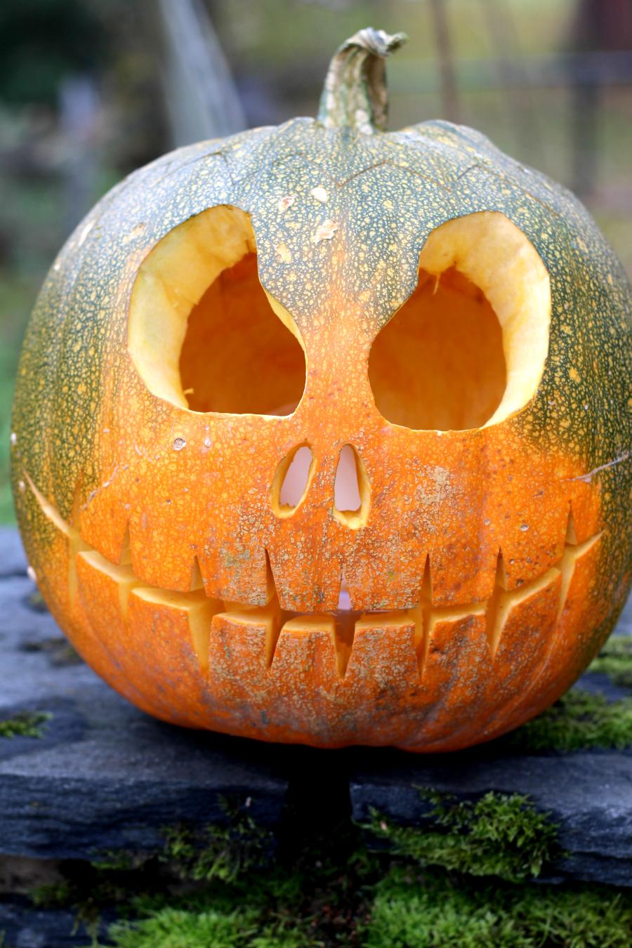 Halloween-kurpitsat