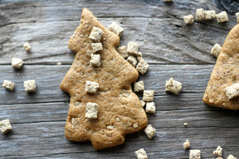 Joulupiparkakut uudella twistillä – ja proteiinipiristeellä