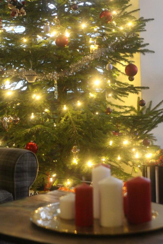 Joulupuurolla tunnelmaan heti aamusta
