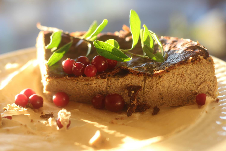 Herkullinen maksapasteija korvaa suolaiset leivonnaiset (gluteeniton ja vhh)