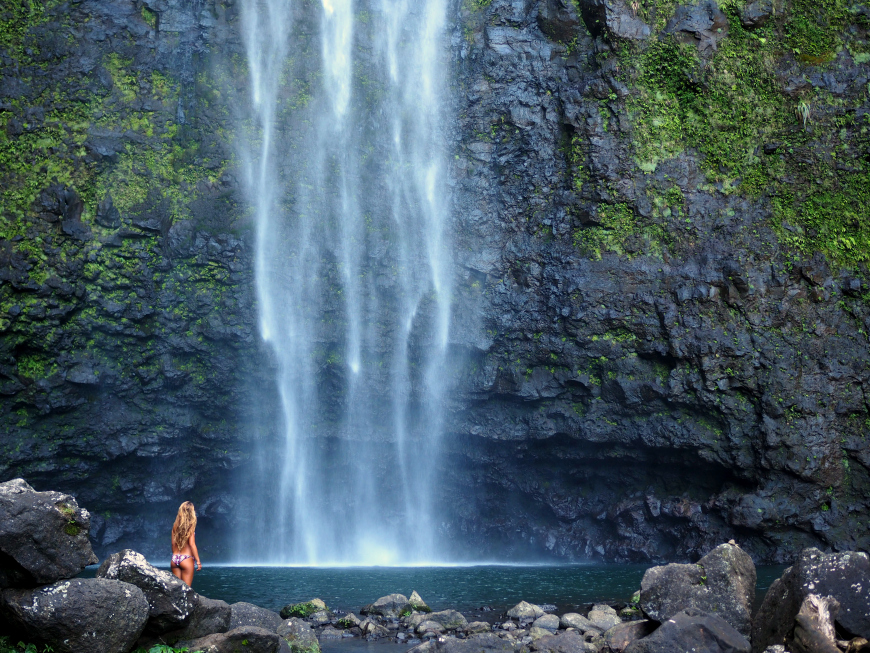Matkainspiraatio: Kauain saarella Havaijilla