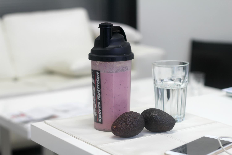 Eväs-smoothie lounaaksi pitää iltapäiväväsymyksen pois