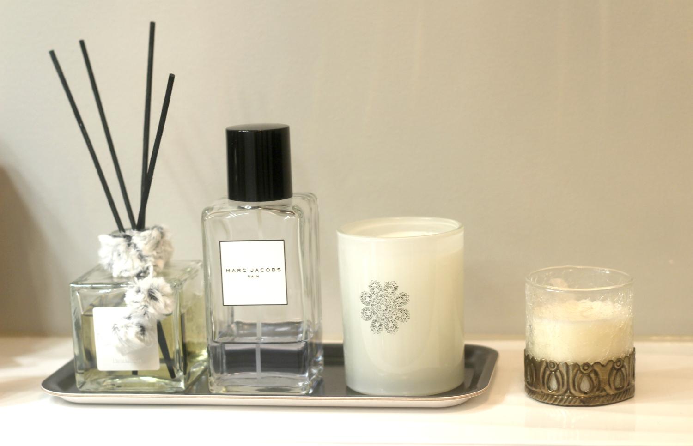 Sisustusinspiraatio: Kylpyhuoneet ja tehokkaimmat tuoksut