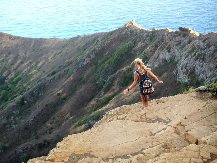Aktiiviloma-ajatuksia (+Havaijin Hanauma Bay-ranta ja Koko Head-hiking)