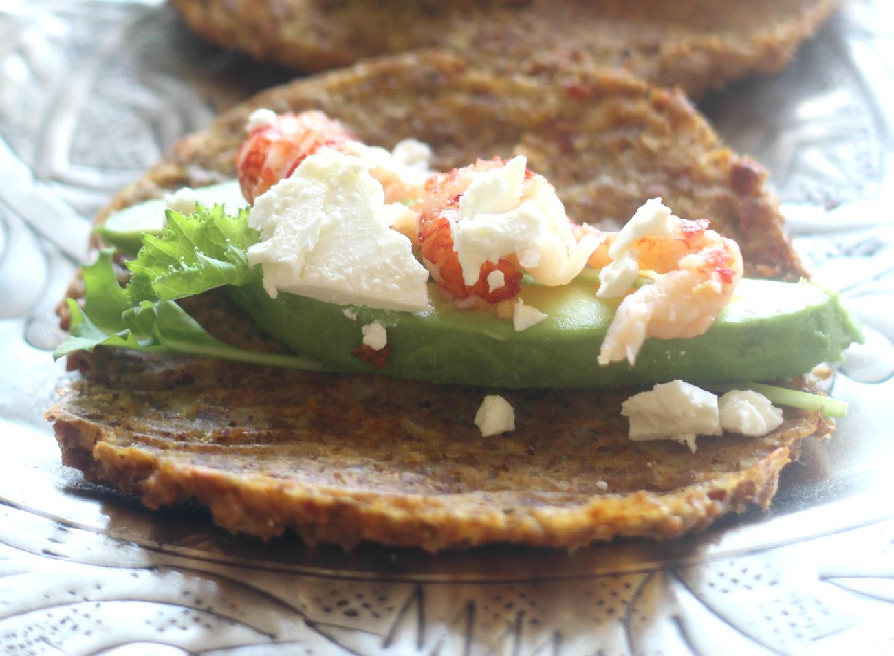 Kukkakaalihärkäpapu-tacot