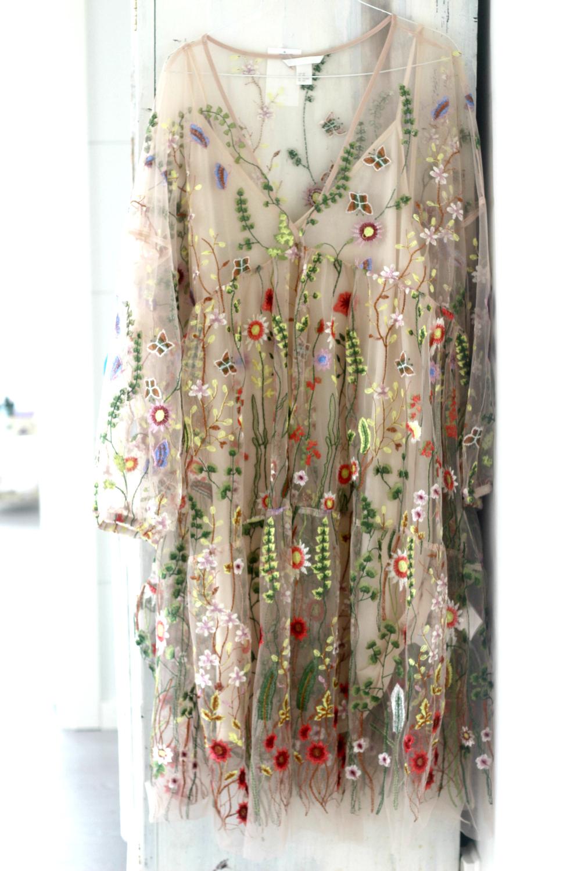 Kesäinen mekkoihastus