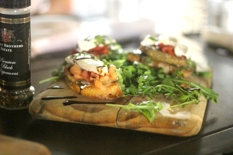 Ihana Carmelo´s –  italialaiseksi ruokainspiraatioksi tai ravintolavinkiksi