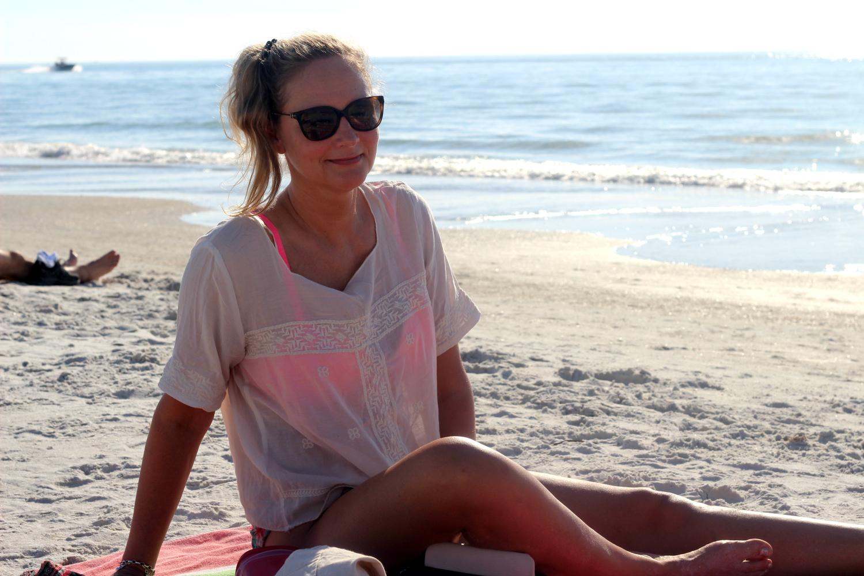 Päiväunelmointia (ja rantasuosituksena St. Beach Floridassa)