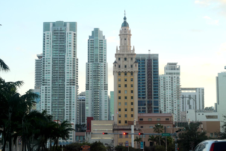 Miamin maagista sykettä – ja tämän päivän odotusta ilmassa