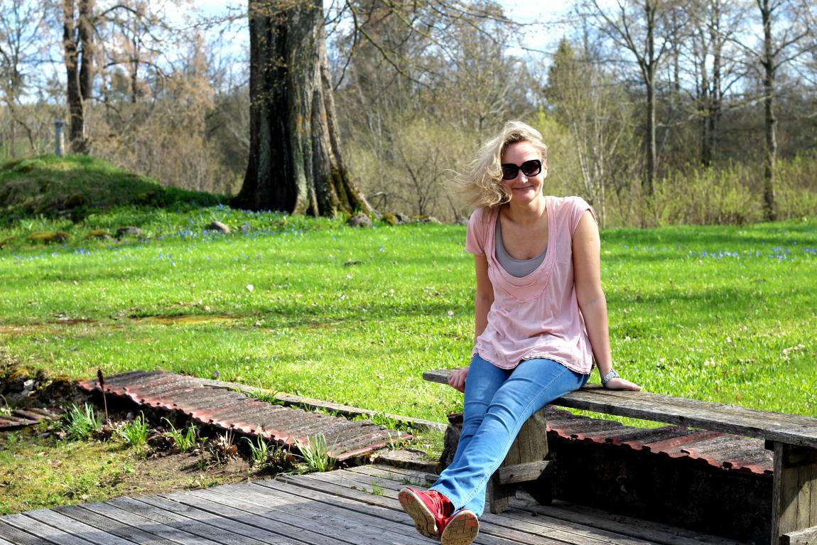 Aikamatkalla Viron kevaisessä kukkaloistossa