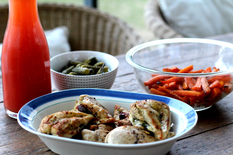 Kanataskut ja porkkanaranskalaiset – terveelliset pikaruokaherkut