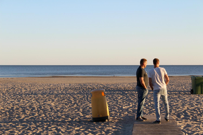 Pitkästä aikaa Pärnun rannalla ja Ravintola Steffanissa