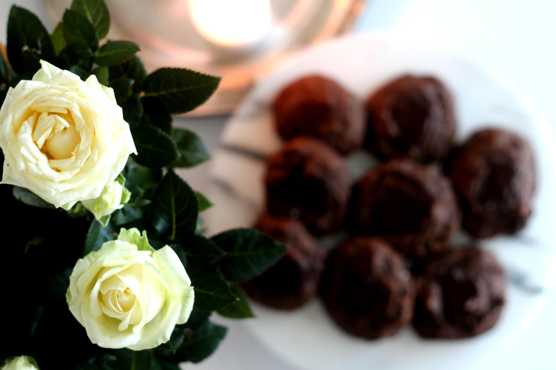 Minttuiset suklaakeksit