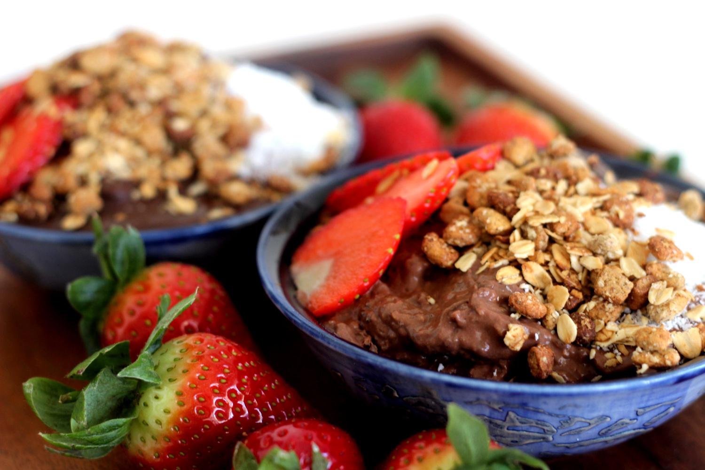 Helppo ja herkullinen suklainen chia pudding