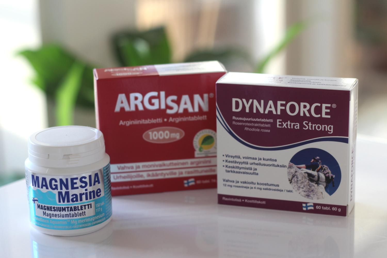 Argisan Magnesia Marine DynaForce