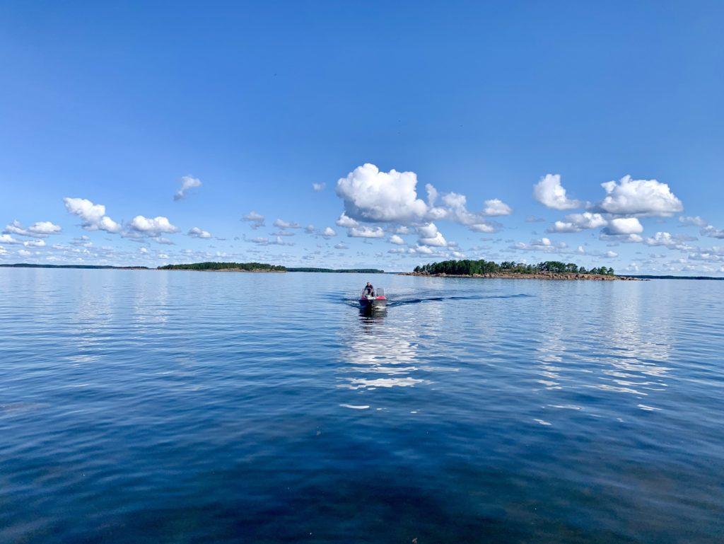 suomalainen kesämökkeily on ekoteko