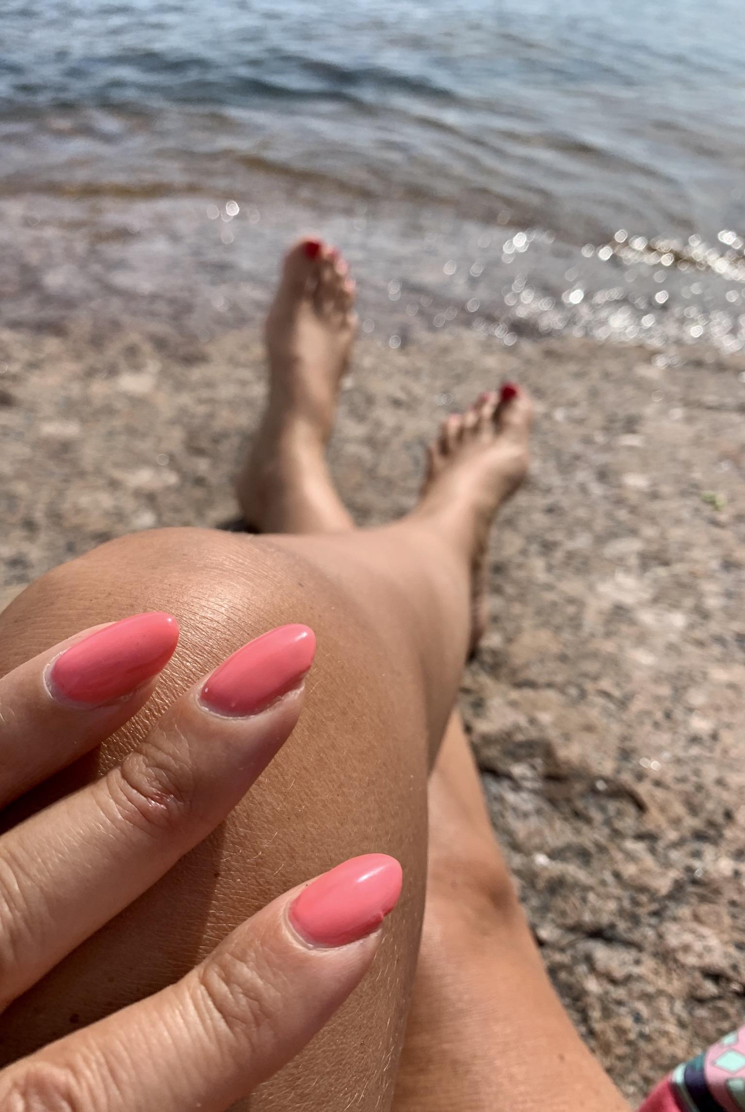 Täydelliset kesäkynnet