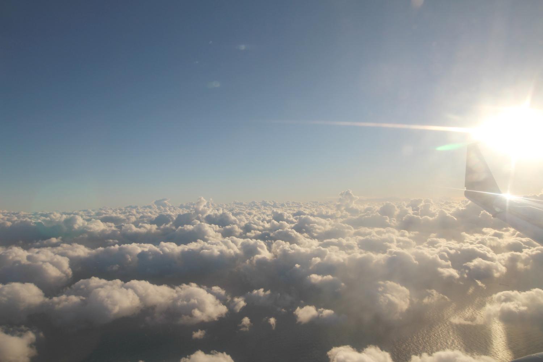 Kauneus- ja hyvinvointivinkit lentokoneeseen