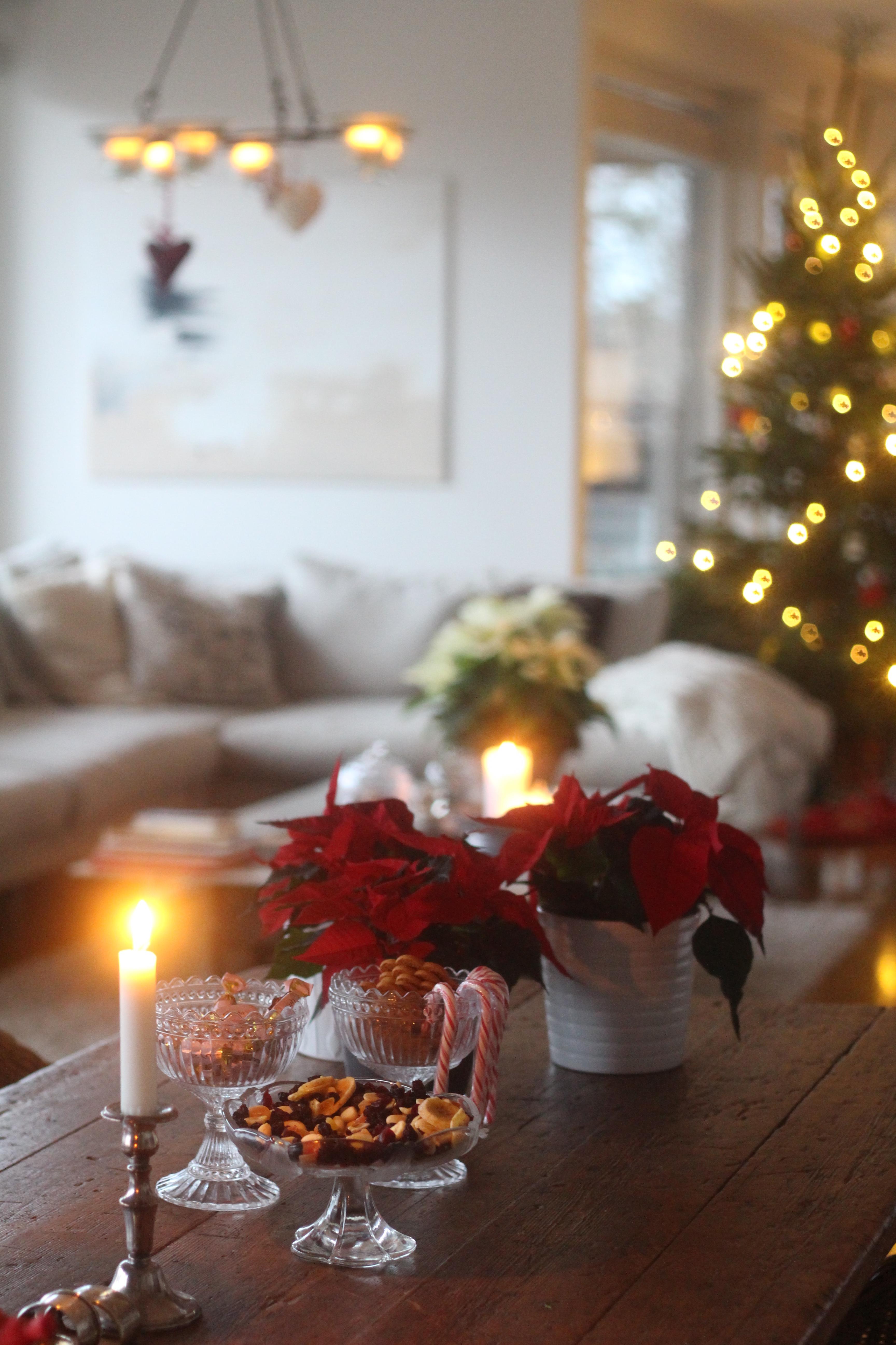 Joulutunnelma