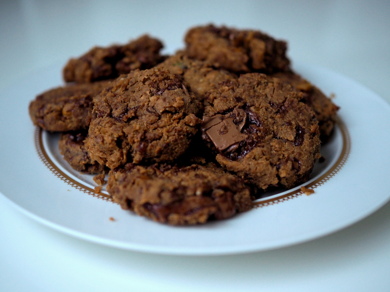 Suussa sulavat suklaakeksit